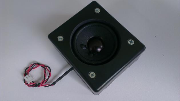 Lautsprecherbox extra klein
