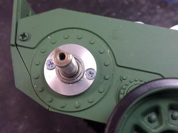 Antriebsachsenabstützung ZTZ 99