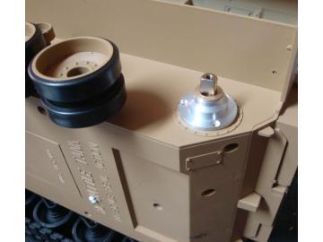 Antriebsachsenabstützung M1A2 Abrams