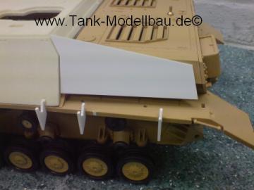 Seitenplatte Jagdpanzer IV