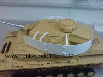 Turmschürzen Panzer IV