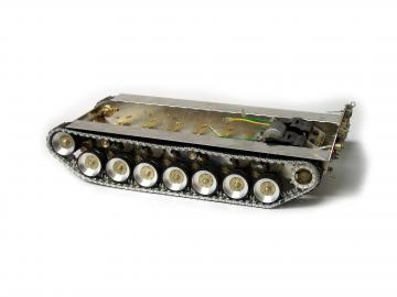 Leopard 1 Wanne Scale