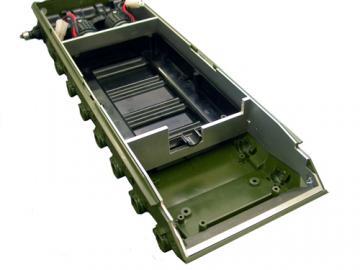 Wannenversteifung Tamiya Leopard 2