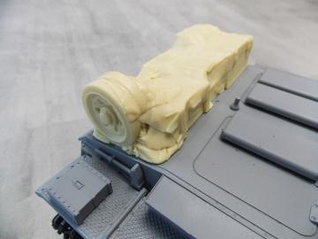 Gepäck u. Ausrüstung StuG III Ausf. F/8 u. G