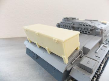 Gepäckkasten Motordeck StuG III Ausf. F/8 & G